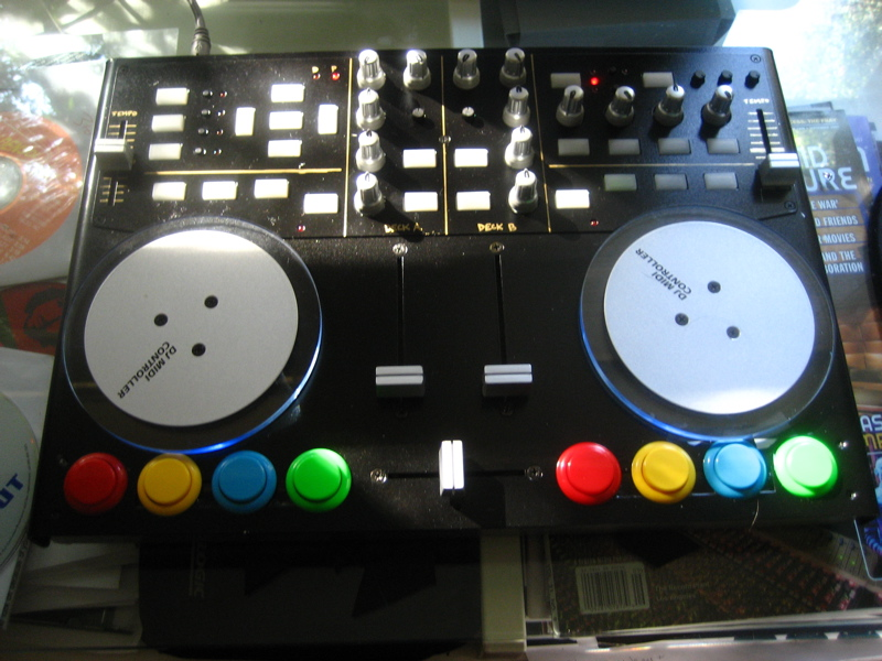 Ean Golden's custom VCI-100
