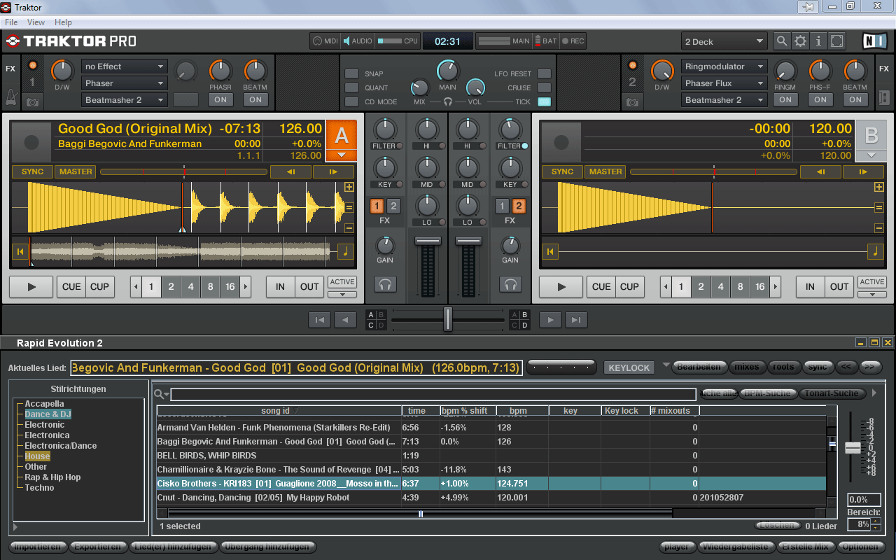 Third-Party Utilities for Traktor ProTraktor Pro 3