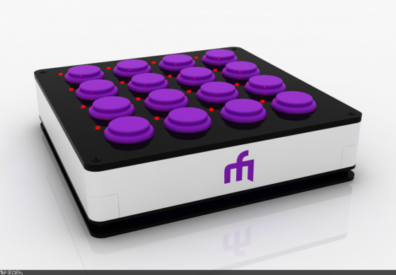 midiFighter16