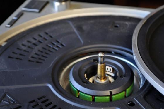 turntable-motor