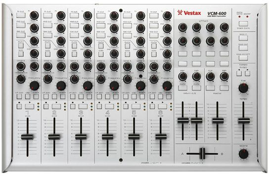 vestax-vcm600-ableton-live-controller