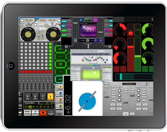 Ipad_Dj_apps