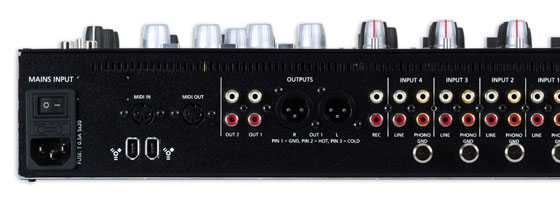 Midi-Mixer