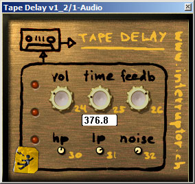 tapedelay