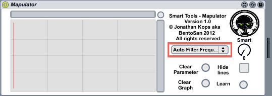 Auto Filter Frequ mapulator
