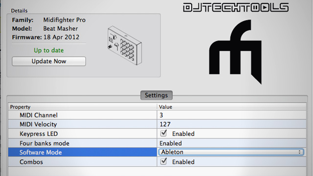 Software Mode: Ableton!