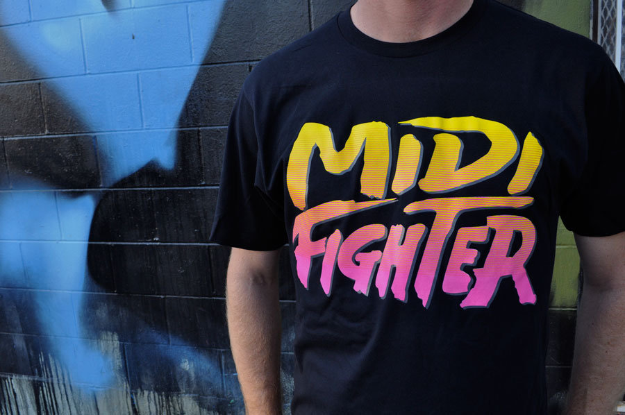 Midifighter Tshirt