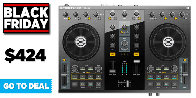 traktor-kontrol-s2-black-friday-deal