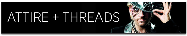 DJ Attire + Threads