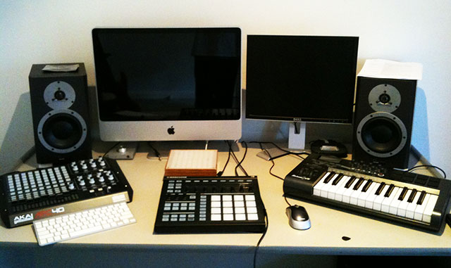 Many elements in the studio depend on USB power / Photo: Wikipedia Commons