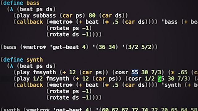 livecoding-Andrew-Sorensen-ted-extempore