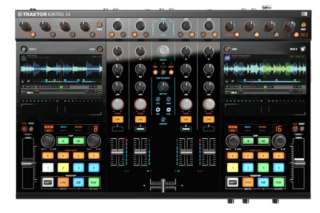 Traktor Kontrol S4 MK3: Welcome to the world of tomorrow!