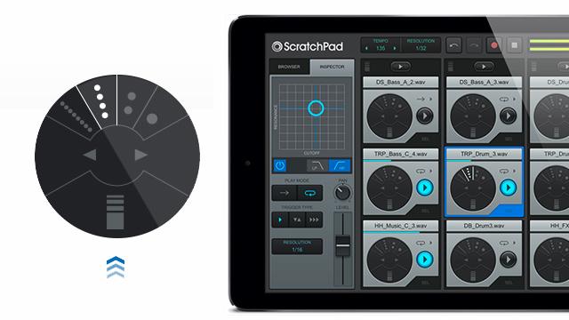 cakewalk-scratchpad-ios-app
