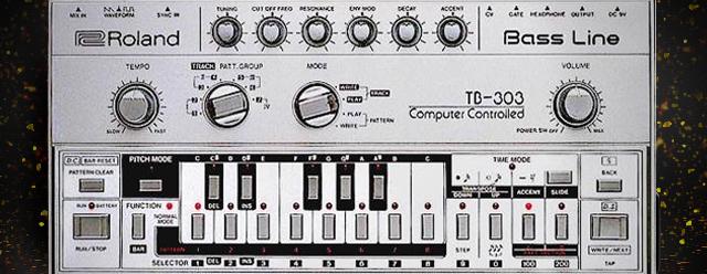 The Roland TB-303