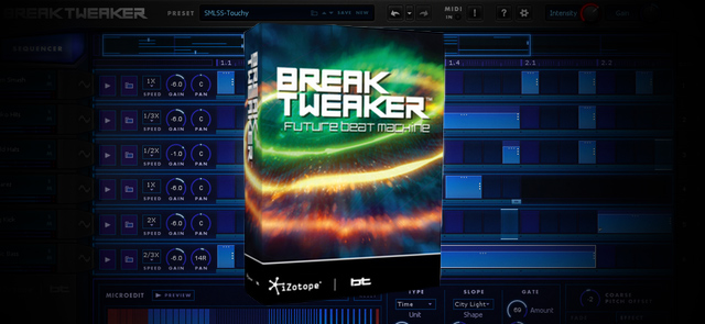 BT is back at it with a new iZotope plugin