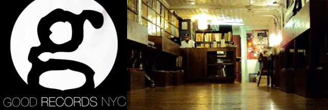 Good Records in New York City