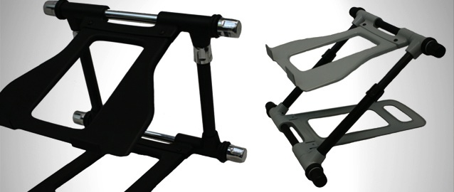 The under-development Crane Stand Elite