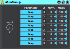 Multimap Device for MIDI mappers