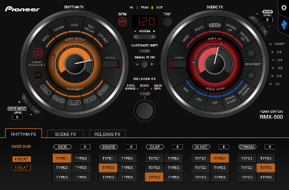 The RMX-500 as a plug-in