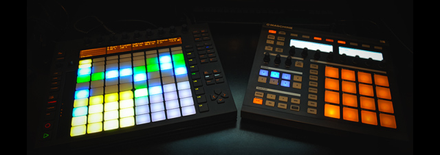 Push vs Maschine