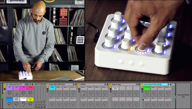 Five Tips And Tricks For Using The Midi Fighter Twister