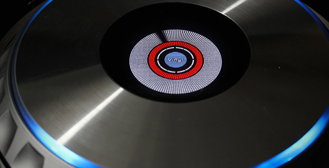 DDJ-SZ Jogwheel closeup