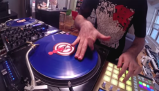 DJ Shiftee Blends Turntablism and Controllerism in his