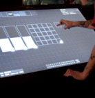 Deadmau5 uses Microsoft's Perspective Pixel display to create a custom live controller.