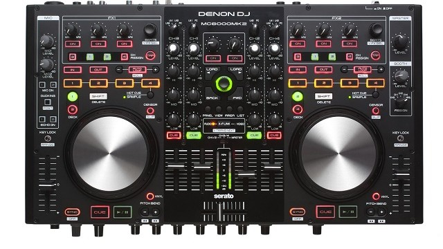 Denon offers full version of Serato DJ for free with MC6000MK2