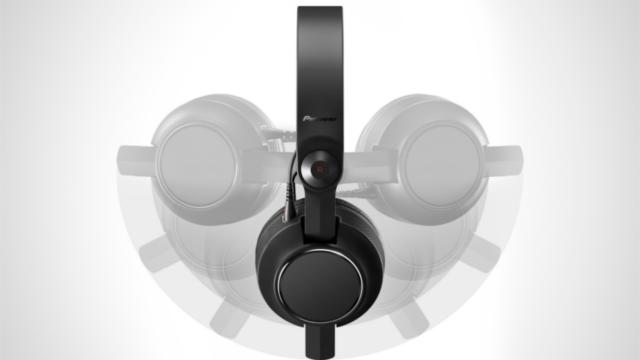 Pioneer HDJ-C70 Headphones