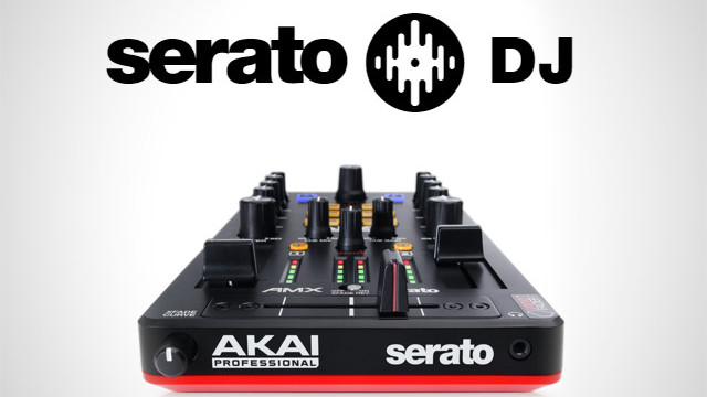 With the release of Serato DJ 1.7.1 comes support for the latest Akai Pro AMX controller.