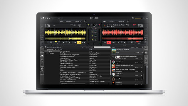 Mixvibes offers Cross DJ 3.3 for the advanced video DJing with multi-track support.