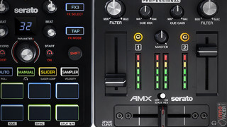 Review: Akai AMX and AFX Serato DJ Controllers