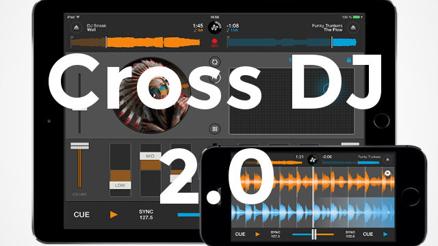 Cross DJ 2.0