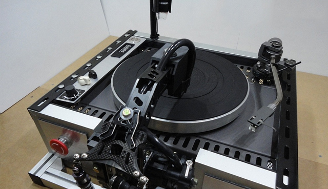 Cut-At-Home Vinyl: Desktop Record Cutter Kickstarter Funded