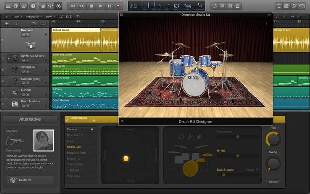 Can T Find Drum Machine Designer