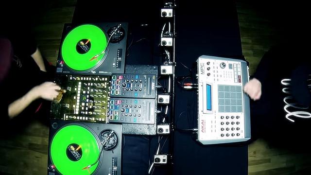 DJ IZOH meets Kumai Goro