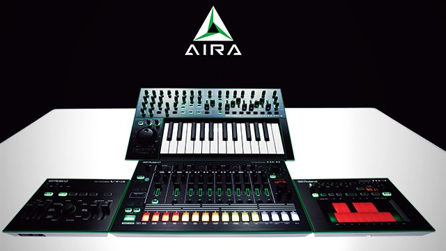 welcome to roland s new aira tr 8 tb 3 vt 3 system 1 revealed dj techtools. Black Bedroom Furniture Sets. Home Design Ideas